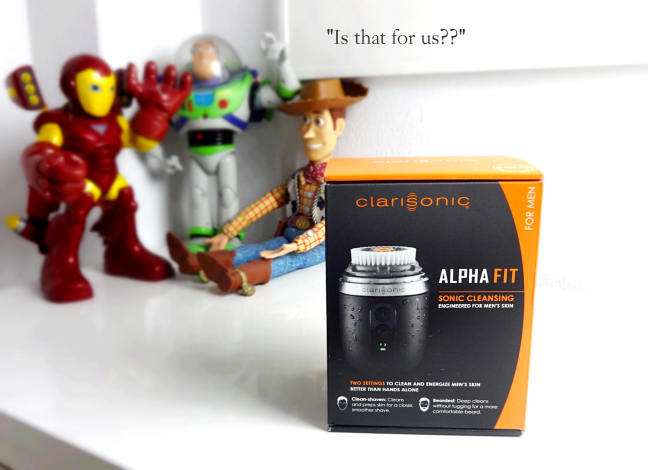 Clarisonic Alpha Fit Review Photos
