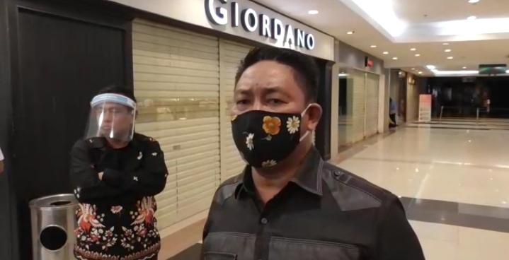 Komisi I DPRD Kota Manado Cek On The Spot Pusat Belanja di Mega Mall