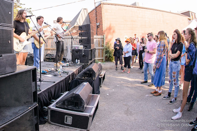 Little Junior at Royal Mountain Records Goodbye to Summer BBQ on Saturday, September 21, 2019 Photo by Sarah Ordean at One In Ten Words oneintenwords.com toronto indie alternative live music blog concert photography pictures photos nikon d750 camera yyz photographer summer music festival bbq beer sunshine blue skies love