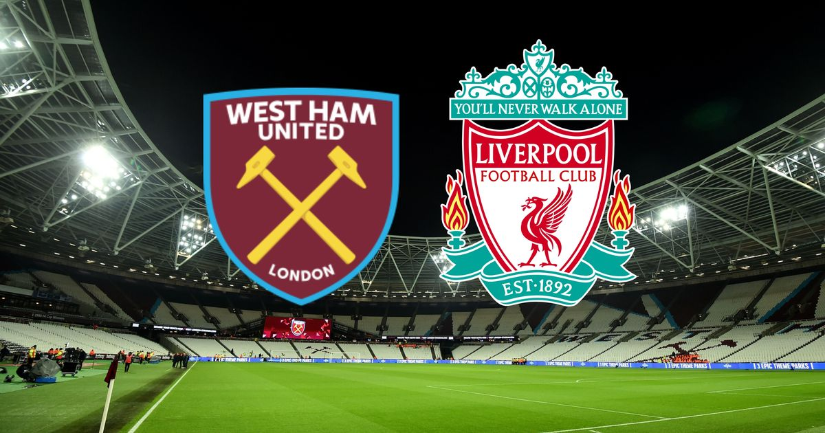 West Ham vs Liverpool Live Streaming Preview: Prediction ...