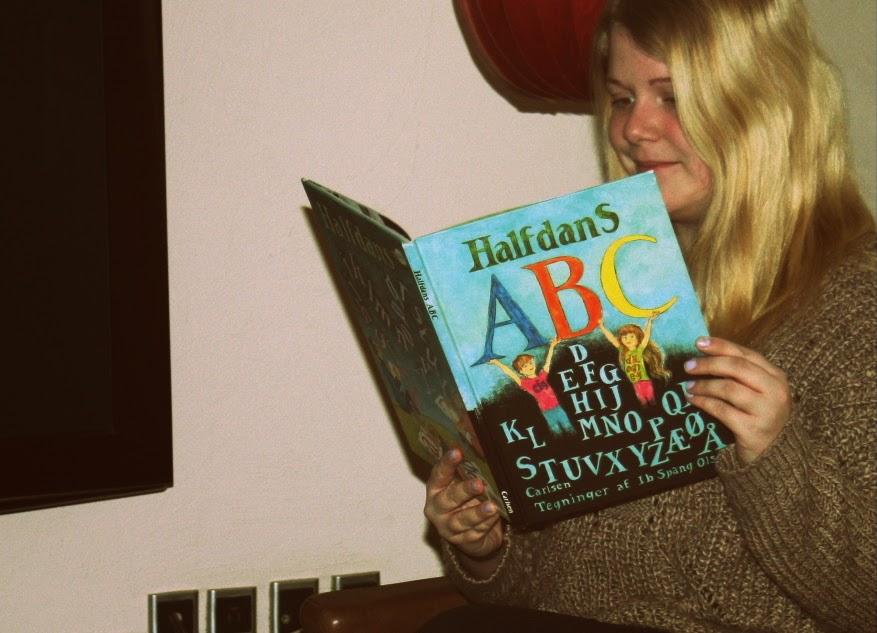 Halfdans ABC af Halfdan Rasmussen