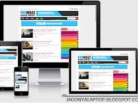 Template Evo Magz V4.7 Premium Original 100% Asli Gratis