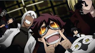 Hình Ảnh Kekkai Sensen OVA