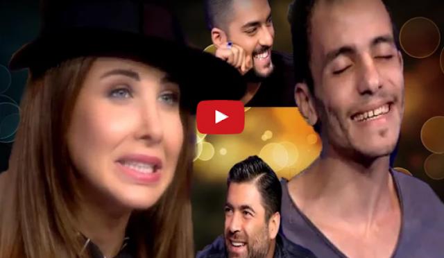 فيديو| لن تصدقوا كيف قلّد هذا المصري نانسي عجرم! وهكذا كان ردّ فعل نانسي عجرم...