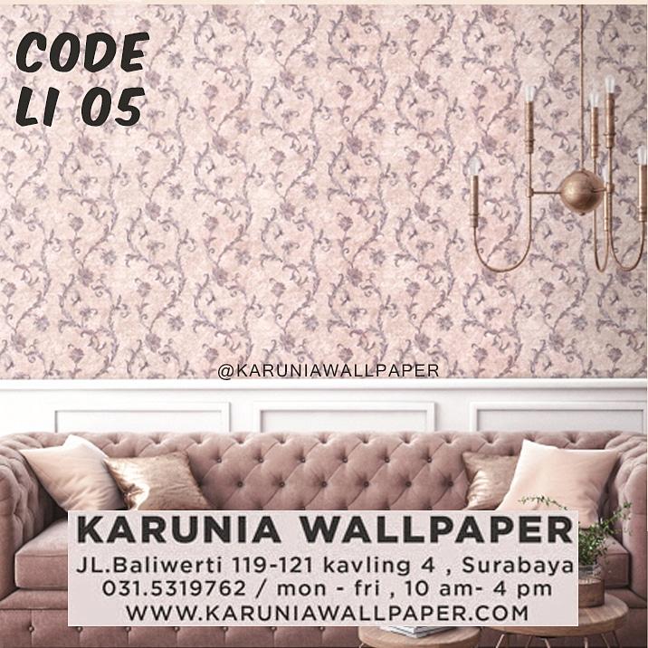 jual wallpaper dinding klasik interior