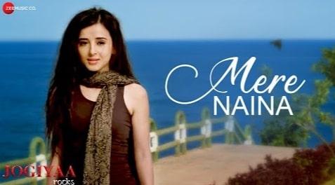 Mere Naina Lyrics in Hindi, Manjeera Ganguly & Altamash Faridi, Jogiyaa Rocks