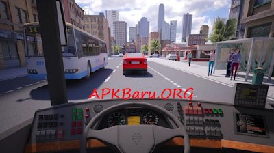 Bus Simulator Pro 2017 v1.2 Mod Apk+Data Terbaru