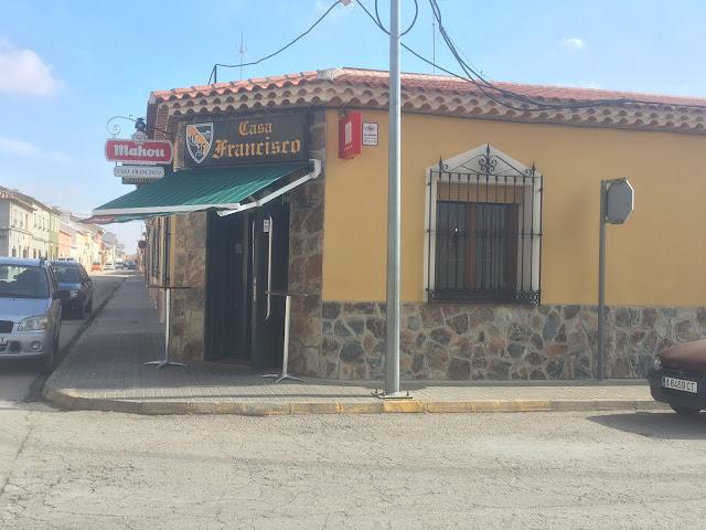 Restaurante Casa Francisco, en Socuéllamos (Ciudad Real)