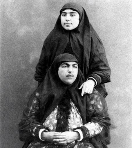 Реальные Фото Гарема Иранского Шаха