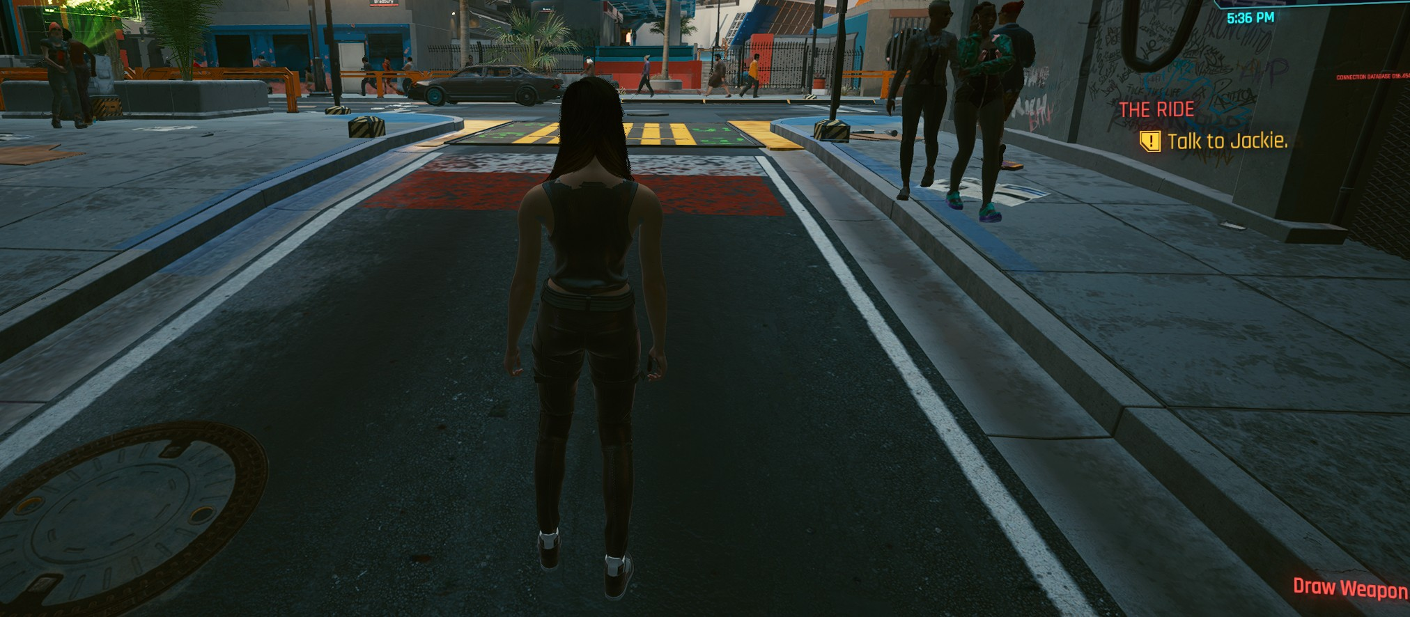 JB - TPP MOD WIP third person. Adds a third person view