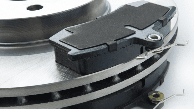 how to check brake disc wear