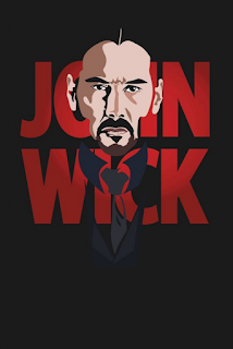 John Wick: Free Printable Posters.