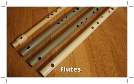 Flute dari paralon