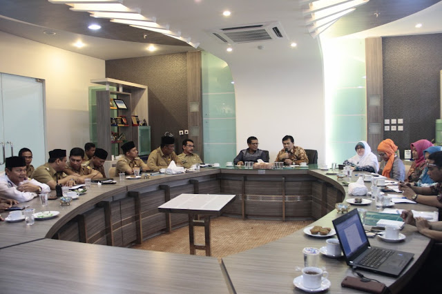 Pelajari e-Kinerja, Anak Buah Ridwan Kamil ke Banda Aceh