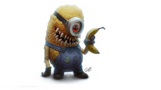 Deadly Minion Zombies HD Wallpapers
