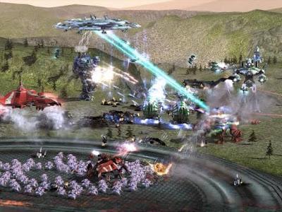 لعبة Supreme Commander 2 للكمبيوتر