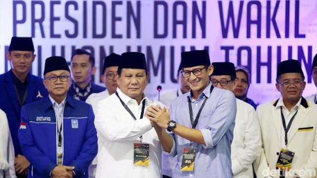 Tepis Sindiran Ma'ruf Amin, PKS: Justru Prabowo Sangat Menghargai Ulama