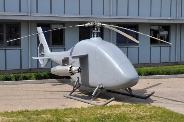 ILX-27 Unmanned Helicopter