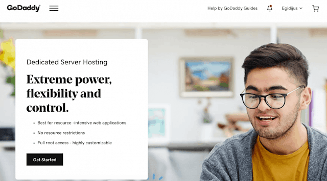 godaddy-dedicated-homepage