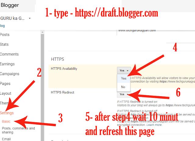 enable-https-ssl-blogger-custom-domain