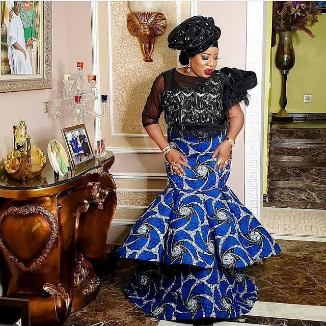 2019/2020 Super Fashionable Asoebi Styles