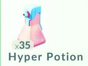 Hyper Potions