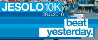 CLASSIFICA GARMIN 10K TOUR - Jesolo 2016