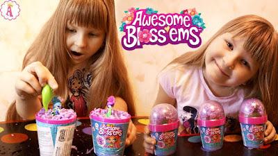 Куклы Awesome Bloss'ems
