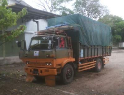 Sewa Truk Fuso Bekasi Semarang