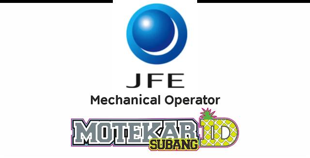 Info Lowongan Kerja PT JFE Steel Galvanizing Indonesia Maret 2021