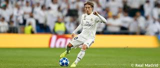 Luka Modric, mejor jugador croata de la temporada 2018-19
