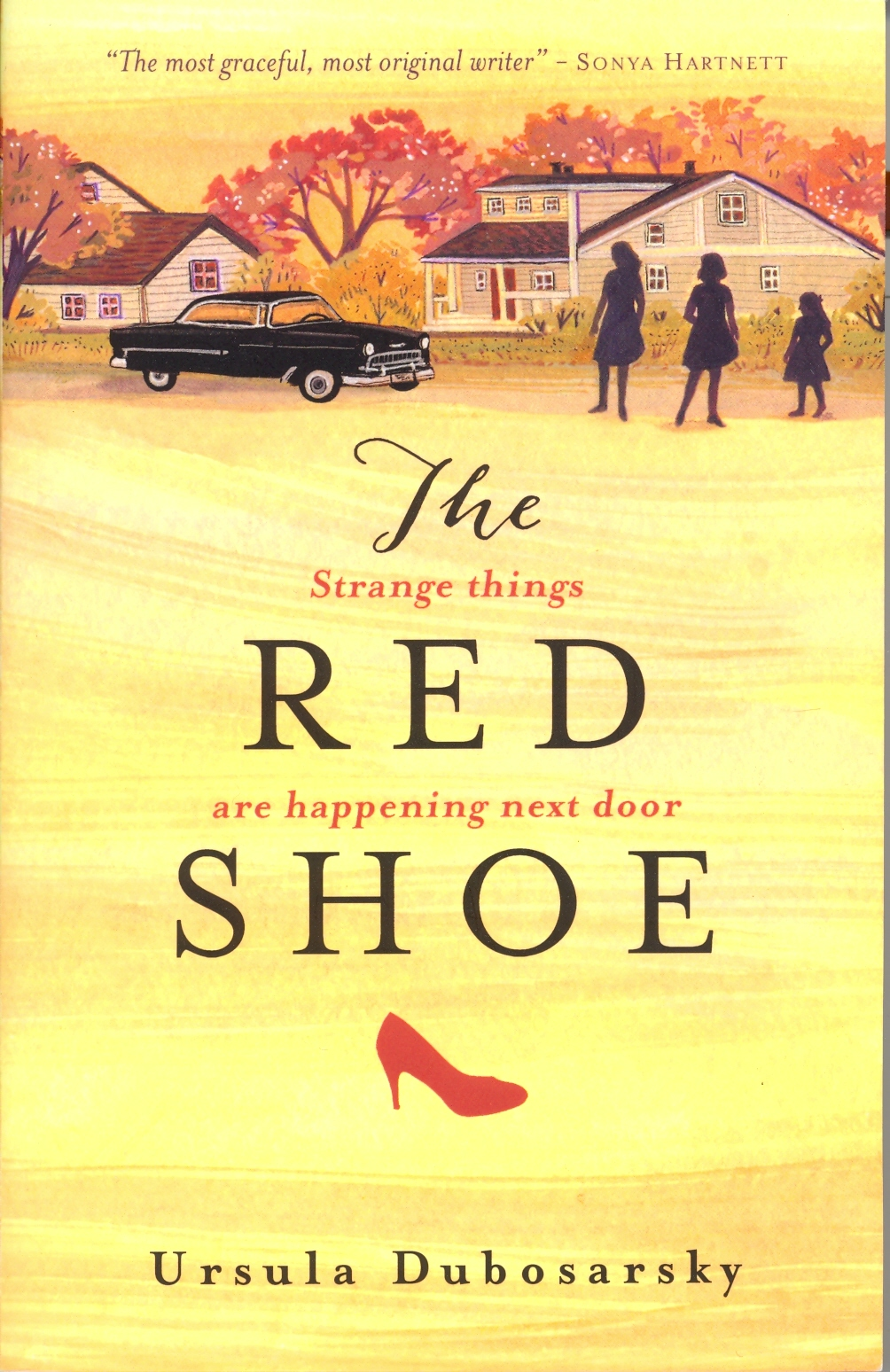 Awfully Big Reviews The Red Shoe By Ursula Dubosarsky Reviewed By