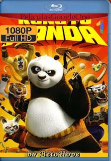 Kung Fu Panda [2008] [1080p BRrip] [Latino-Inglés] [GoogleDrive]