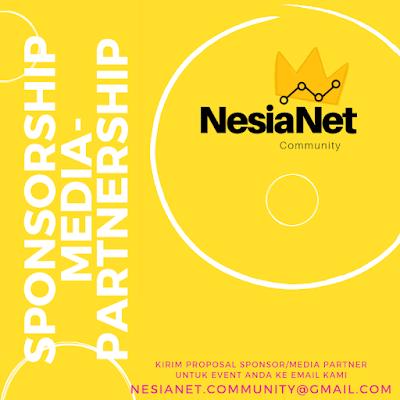 NesiaNet Sponsorship & Media-partnership