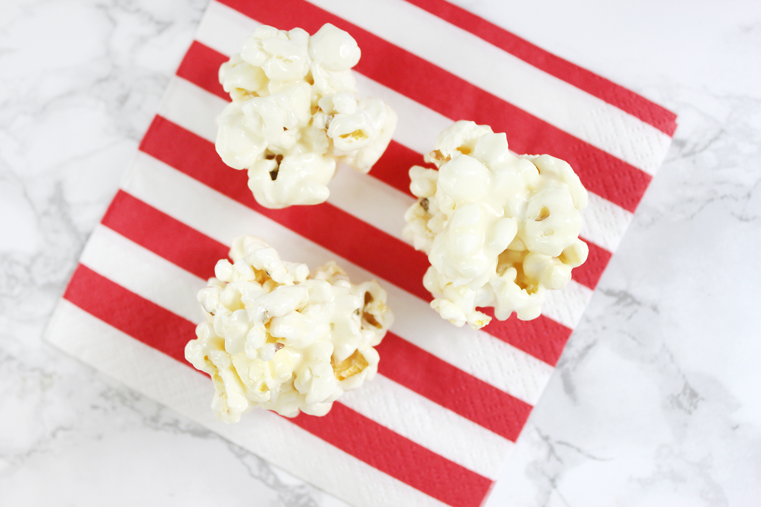 Marshmallow Kettle Corn Cottontails