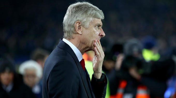 Wenger accuses Arsenal of 'not respecting rules' in Everton defeat