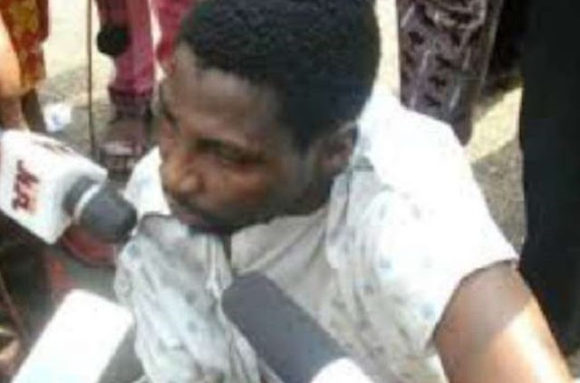 Face Of 'One Milion Boys' Gang Leader, Ebila Killed Yesterday And How He Died In Ibadan