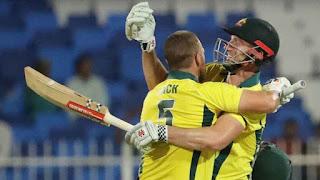 Pakistan vs Australia 1st ODI 2019 Highlights