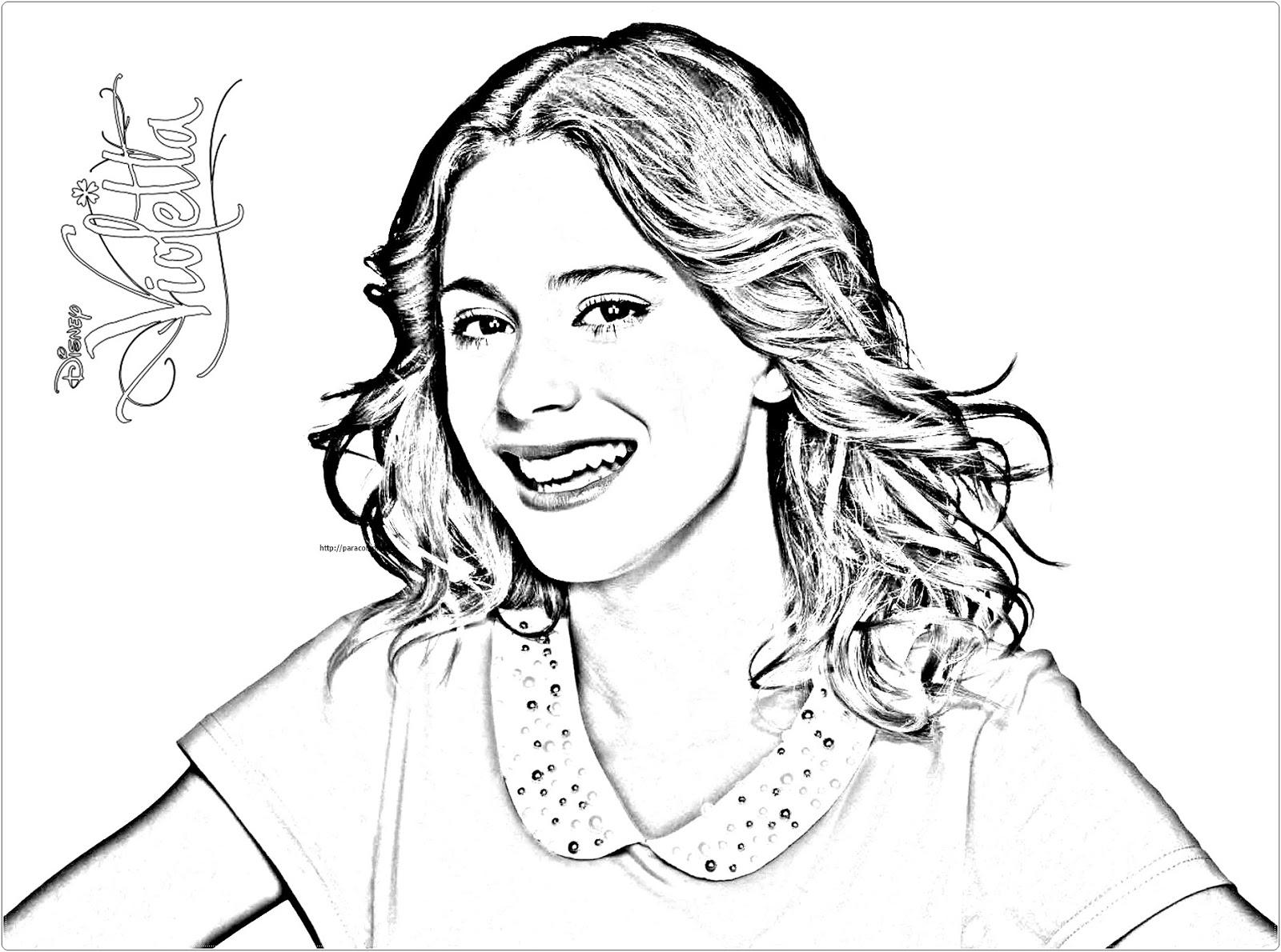 Ausmalbilder zum Ausdrucken Violetta Ausmalbilder zum Ausdrucken ARTICLE