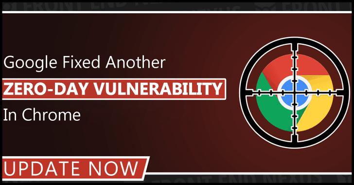 Google zero-day Vulnerability