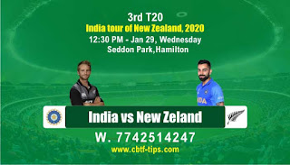 Today NZ vs Ind Fantasy 11 sure Team reports