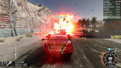 Gas Guzzlers Extreme Game Screenshot 1