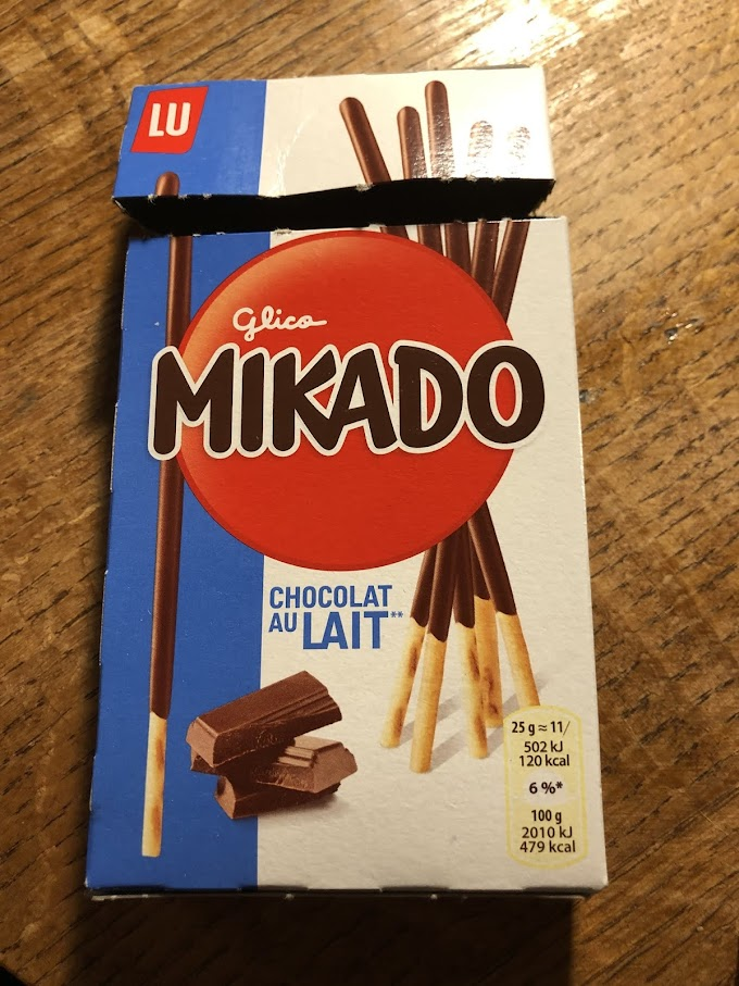 いとやんごとなきMIKADOはポッキーとどう違うのか?