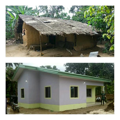 Photos: Akwa Ibom State First Lady donates furnished house to abused and abandoned widower