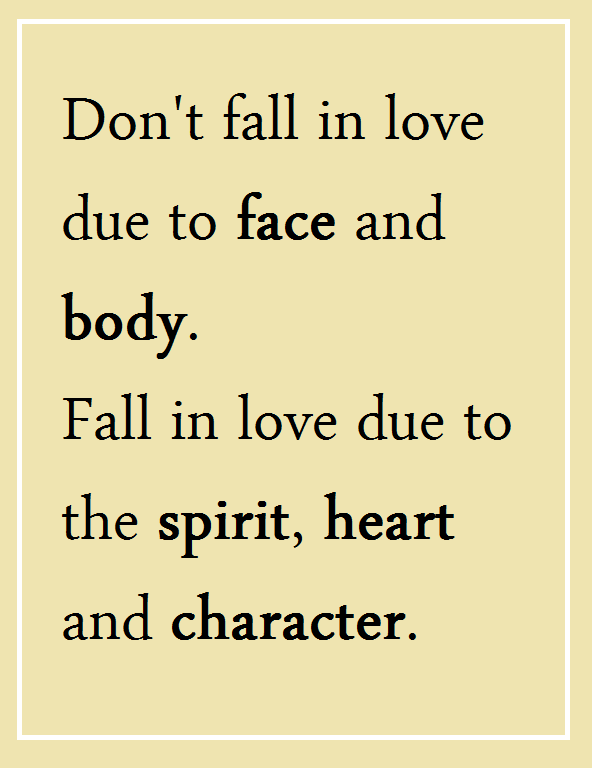 Dont Fall In Love Quotes And Sayings