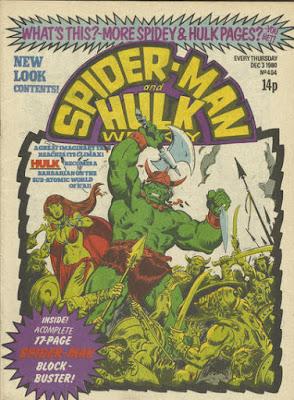 Spider-Man and Hulk Weekly #404