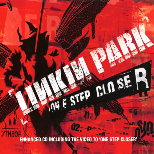 Rock Album Artwork Linkin Park Hybrid Theory