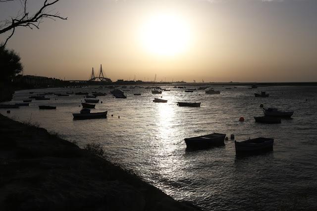 Vistas desde la playa Río San Pedro