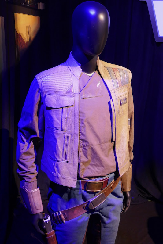 Star Wars Rise of Skywalker Finn costume