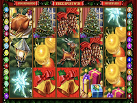 Deck the Halls Poker Slot
